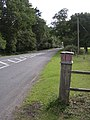 Hill Top gate to the Beaulieu Estate, New Forest - geograph.org.uk - 43474.jpg