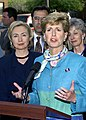 Hillary Rodham Clinton and Christine Todd Whitman.jpg