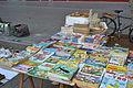 Historietas (cómics) en el Rastro en la Plaça de Lluís Casanova, Valencia 13.JPG