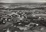 Historisk flyfoto av Kløfta.jpg