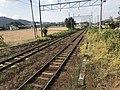 Hitara station Crossing.jpg
