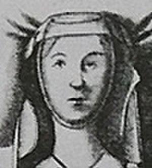 Hedwig of Brandenburg - 17th century depiction
