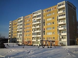Holma, Malmö Neighbourhood in Skåne County, Skåne, Sweden