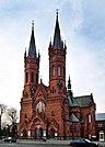 Holy Family Church, 41 Krakowska street, Tarnów, Lesser Poland Voivodeship, Poland.jpg