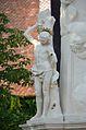 Holy Trinity column Drosendorf - detail St. Sebastian.jpg