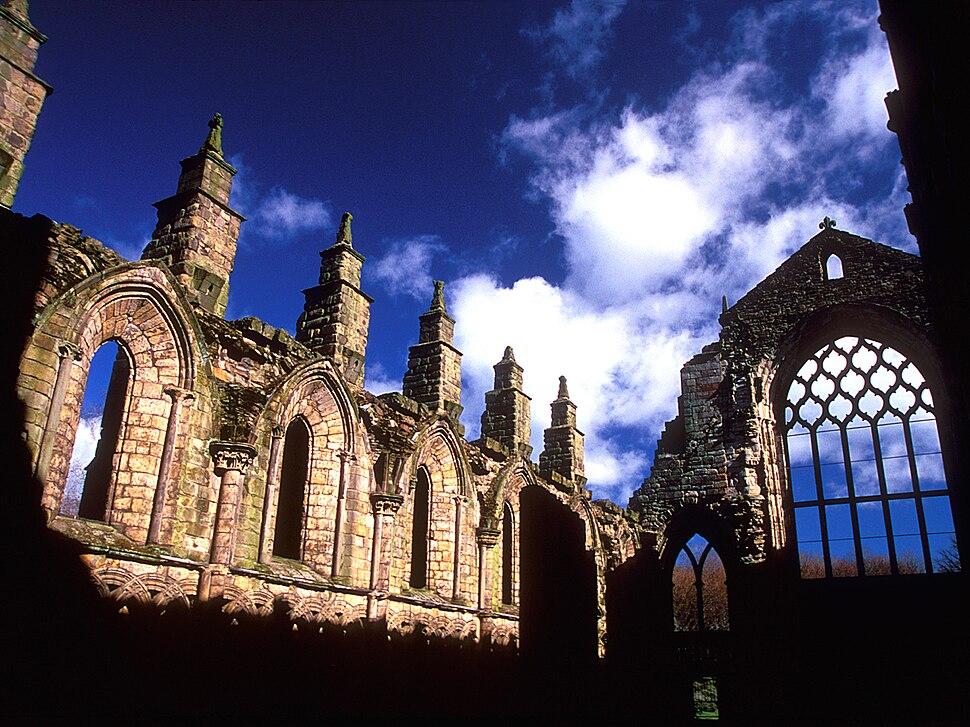 Holyrood Abbey - Edinburgh
