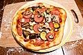 Home style vegetarian pizza.jpg