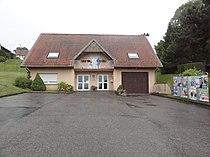 Hommert (Moselle) mairie.jpg