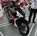 Honda Supra X 125 FI - Jakarta Fair 2016 - June 21 2016 03.jpg