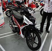 Honda Wave series - Wikipedia