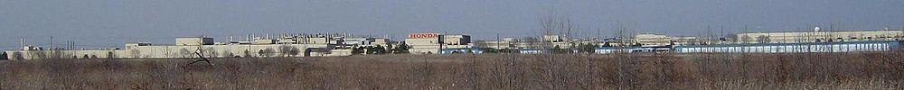 Honda Marysville Plant Tours