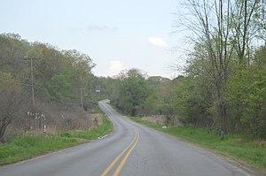 Clay Township, Butler County, Pennsylvania - Rural scene near West Sunbury