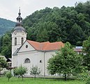 Horjul Slovenia - church.JPG
