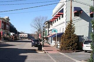 Hot Springs, Virginia Census-designated place in Virginia, United States