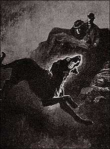 Black dog (ghost) - Wikipedia