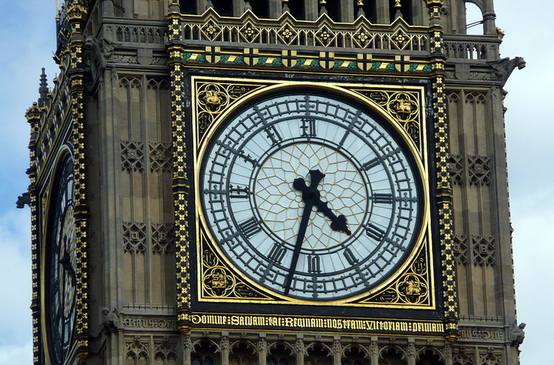 File:Houses Of Parliament Clock Tower (Big Ben).jpg
