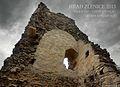 Hrad Zlenice, Velká věž, 10. 10. 2013.jpg