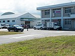 Hualien Air Force Base Camp Station and Family Mart Convenience Store 20170923.jpg
