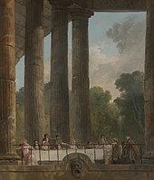 Hubert Robert - A Banquet in the Ruins of a Temple - ILE1981.9.8 - Yale University Art Gallery.jpg