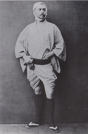 Hugues Krafft - Hugues Krafft in Japan in 1882–1883
