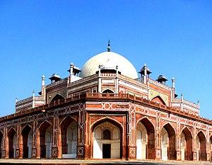 Mughal architecture - Humayun's Tomb Delhi