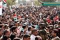 Hundreds gathered for the rally - Flickr - Al Jazeera English.jpg