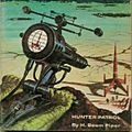 Hunter Patrol - Cover - H. Beam Piper - Project Gutenberg eText 18641.jpg