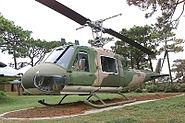 Hurlburt Field UH-1P Tail No 64-15493