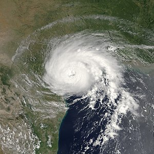 Hurricane Claudette (2003) - Image: Hurricane claudette july 15 2003