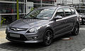Hyundai i30cw 1.6 CRDi Edition20 (I, Facelift) – Frontansicht, 25. Februar 2012, Düsseldorf.jpg