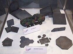IDET2007 ceramic armor tiles SICADUR