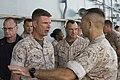 II MEF commanding general speaks to 24th MEU Marines aboard USS Iwo Jima 141029-M-BW898-007.jpg