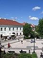 IMG 0366 - Hungary, Eger - Dobó Square.JPG