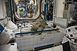 ISS-50 Crew quarters in the Harmony module.jpg