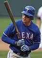 Ian Kinsler April 2011.jpg