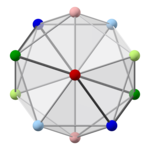Icosahedron with colored vertices, 5-fold dark.png