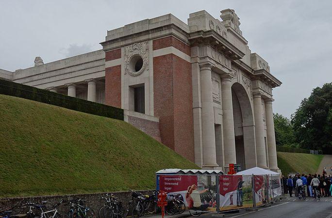 Ieper - Tour de France, étape 5, 9 juillet 2014, départ (A51).JPG