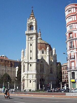 Iglesia de San Manuel y San Benito %28Madrid%29 15