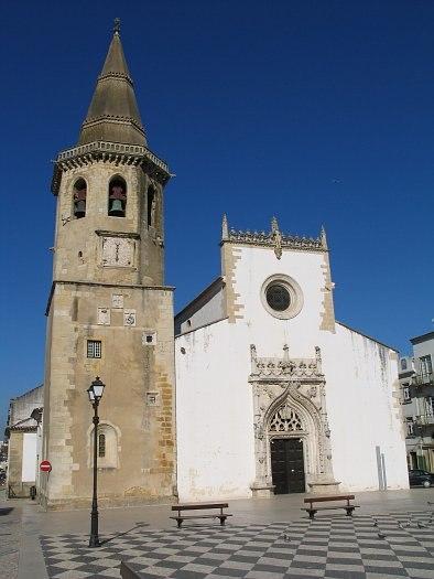 Igreja Sao Joao Baptista Tomar