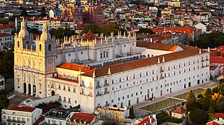 Monastery of São Vicente de Fora church and monastery in Lisbon