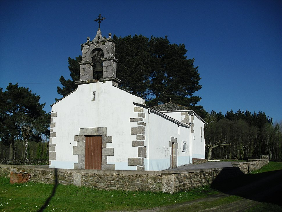 Igrexa Duarria, Castro de Rei