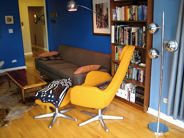 Swivel Chairs Modern Living Room