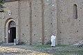 Il frate e la Chiesa della Madonna di Loreto.jpg