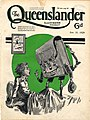 Illustrated front cover from The Queenslander, January 31, 1929 (6229025266).jpg