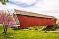 Imes Covered Bridge in St. Charles, Madison County, Iowa.jpg