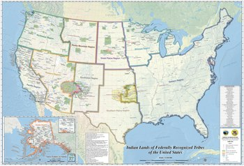 Map Of New York Indian Reservations.List Of Indian Reservations In The United States Wikipedia