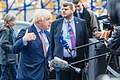 Informal meeting of ministers for foreign affairs (Gymnich). Arrivals Boris Johnson (36928365752).jpg