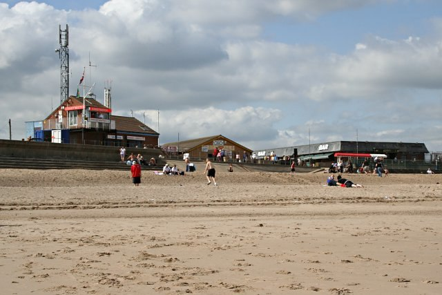Ingoldmells Beach - geograph.org.uk - 237879