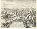 Inname van Maastricht door de hertog van Parma, 1579, Romeyn de Hooghe, 1670 - 1699.JPG