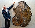 Inoceramus steenstrup, world's largest fossil mollusk.jpg
